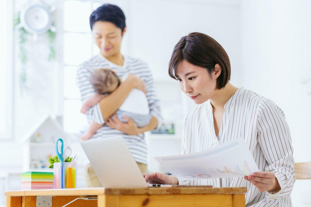 働き方改革ラボ 企業事例で知ろう!女性活躍を推進するテレワークの取り組み